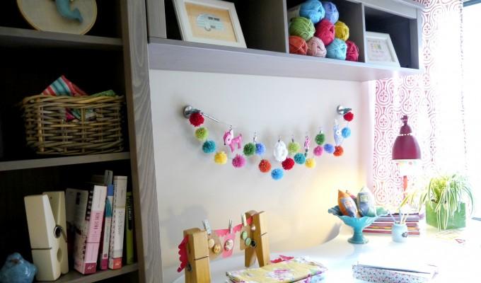 My Crafty Workspace