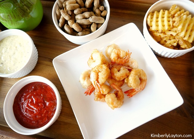 Beer Battered Fried Shrimp Recipe by Kimberly Layton
