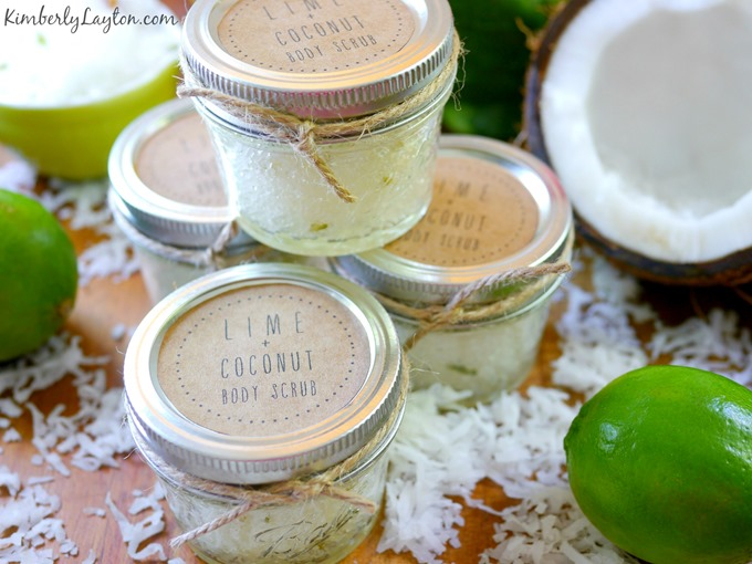 Lime & Coconut by KimberlyLayton.com