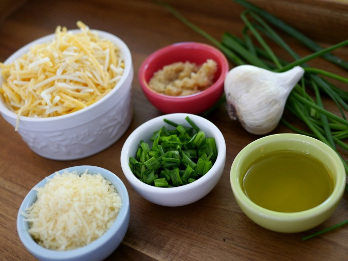 Cauliflower Mash Ingredients on KimberlyLayton.com