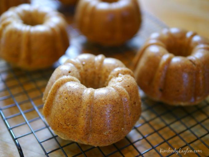 Perfectly bundt - bunt cakes - KimberlyLayton.com