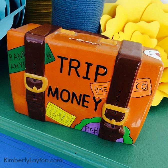 Family Trip Jar - KimberlyLayton.com